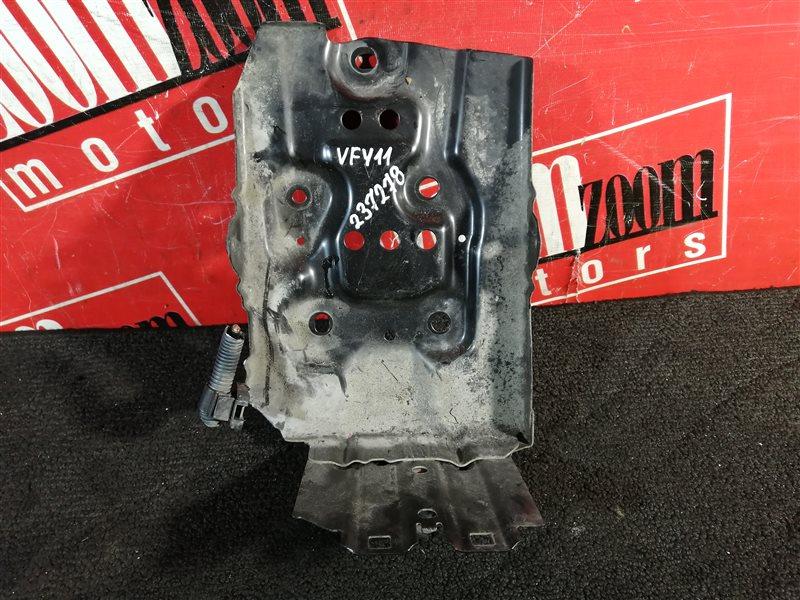Полка под аккумулятор Nissan Ad VFY11 QG15DE 1999