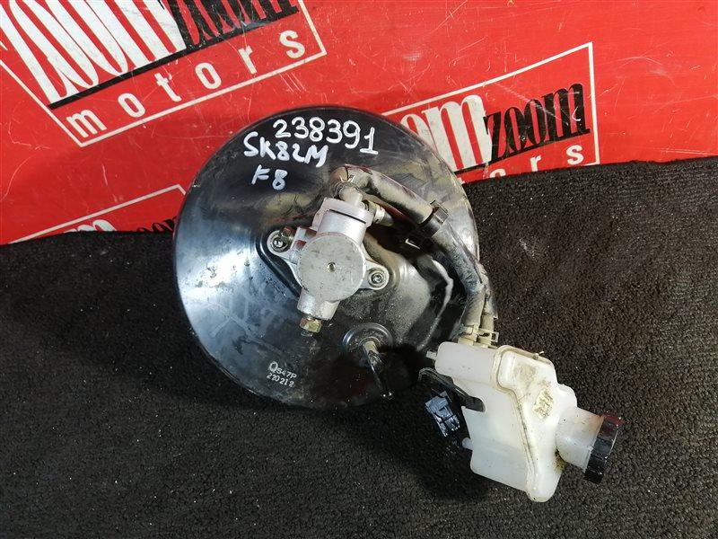 Главный тормозной цилиндр Mazda Bongo SK82M F8 1999