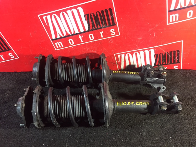 Стойка подвески Toyota Tercel/corsa EL51 5E-FE 1994 передняя