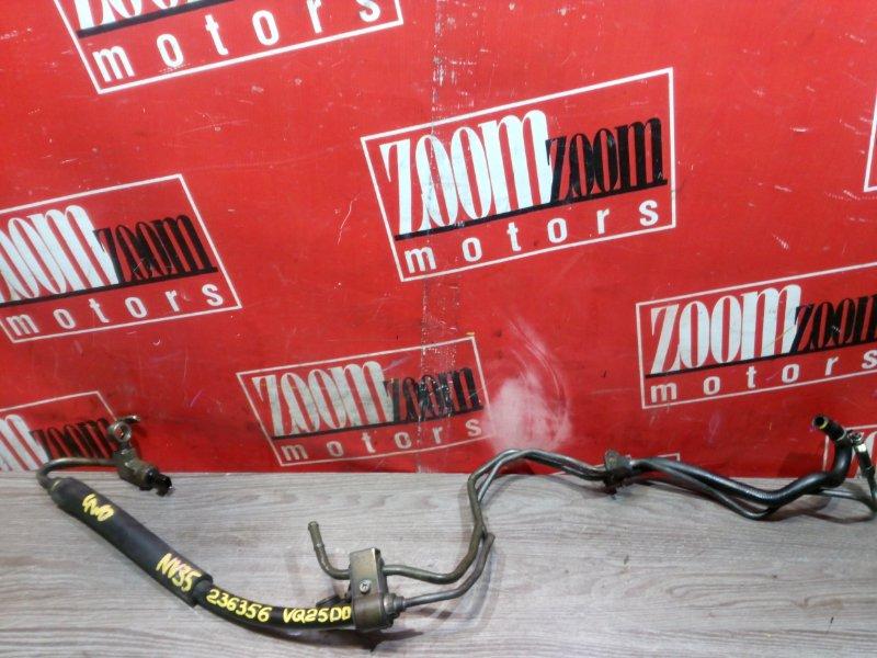 Шланг высокого давления Nissan Skyline NV35 VQ25DD 2001