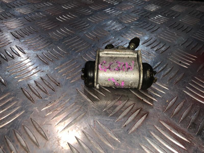 Рабочий тормозной цилиндр Suzuki Cultus GC21W G15A 1996 задний правый