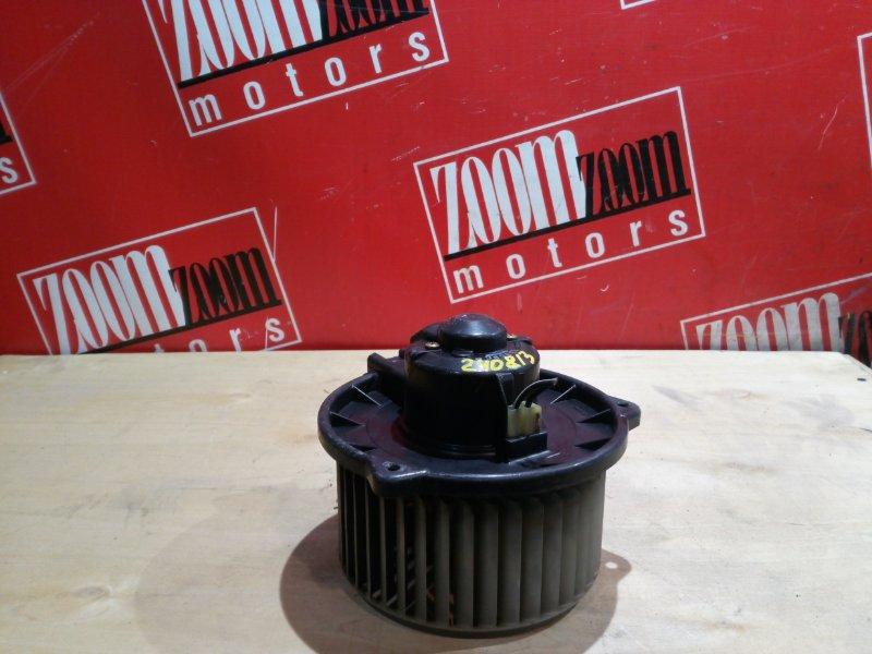 Вентилятор (мотор отопителя) Toyota Voltz ZZE136 1ZZ-FE 2002 передний