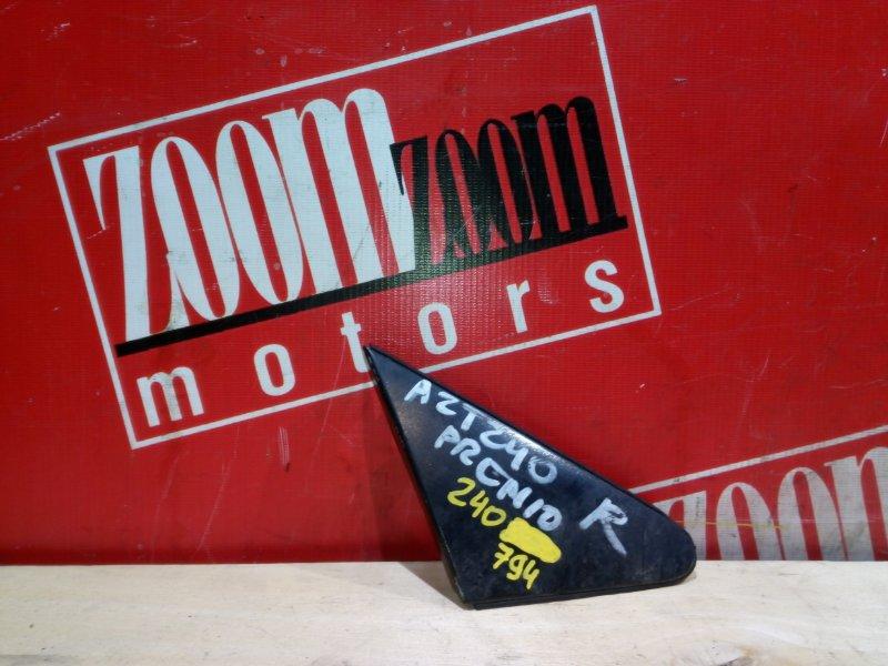 Накладка на крыло Toyota Premio AZT240 1AZ-FSE 2001 передняя правая