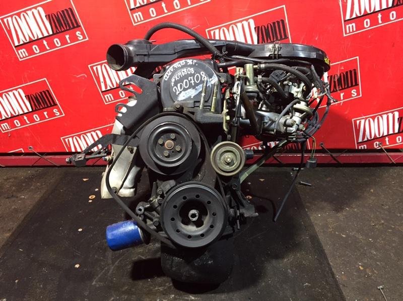 Двигатель Mitsubishi Libero CB1V 4G15 1992 XM6808