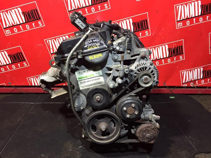 Двигатель Mitsubishi Colt Plus Z23A 4A91 2008 0139366
