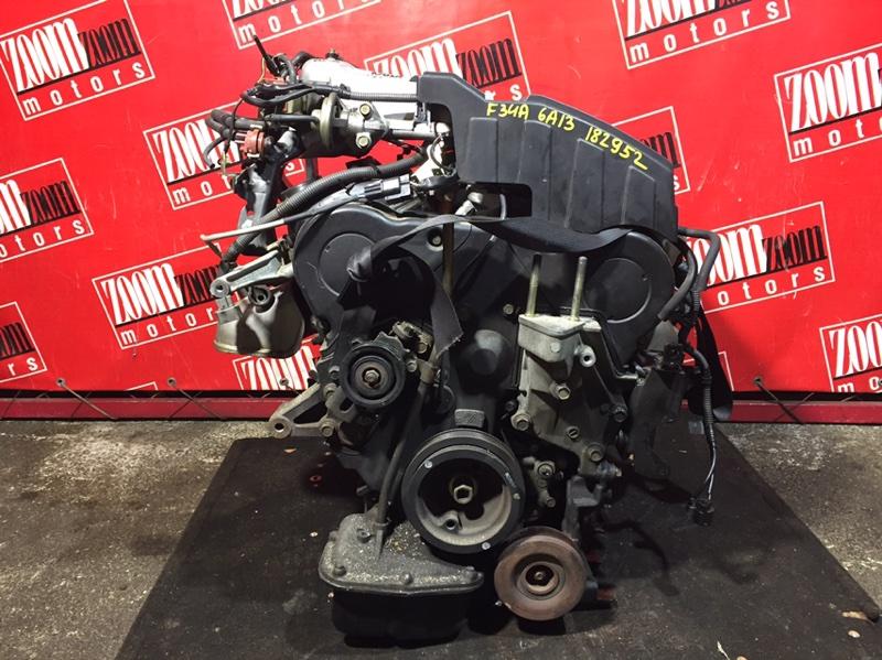Двигатель Mitsubishi Diamante F34A 6A13 BQ5201