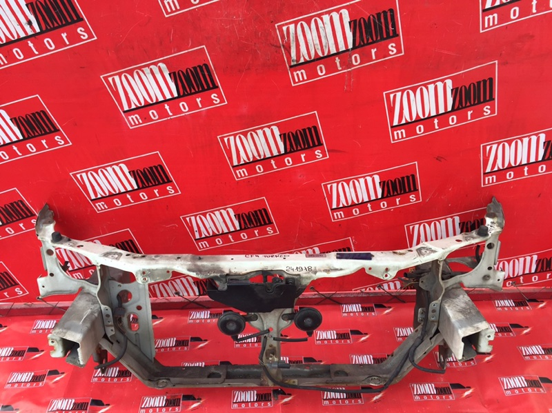 Рамка радиатора Honda Torneo CF3 F18B 1997 белый