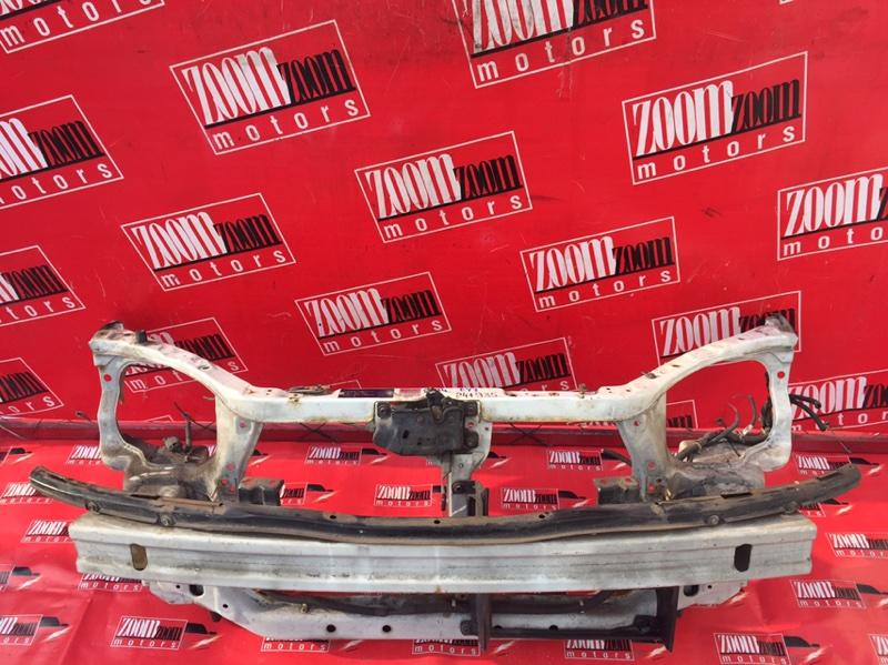 Рамка радиатора Honda Partner EY7 D15B 1999 серебро