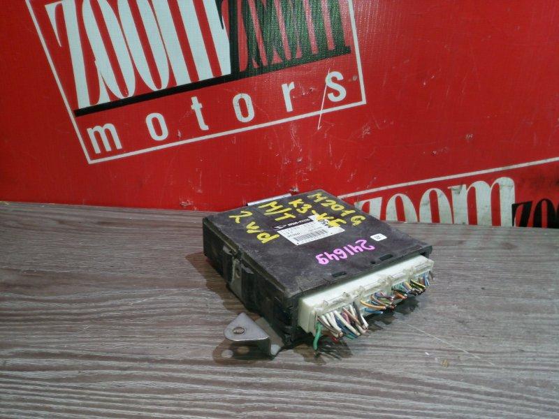 Компьютер (блок управления) Daihatsu Yrv M201G K3-VE 2000 112200-6330