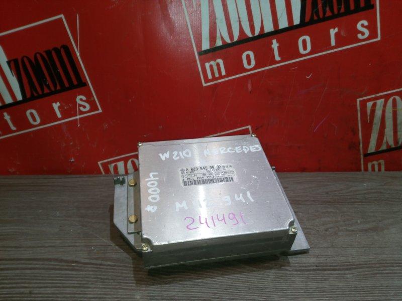 Компьютер (блок управления) Mercedes E240 W210 112.911 1995 A0235459632