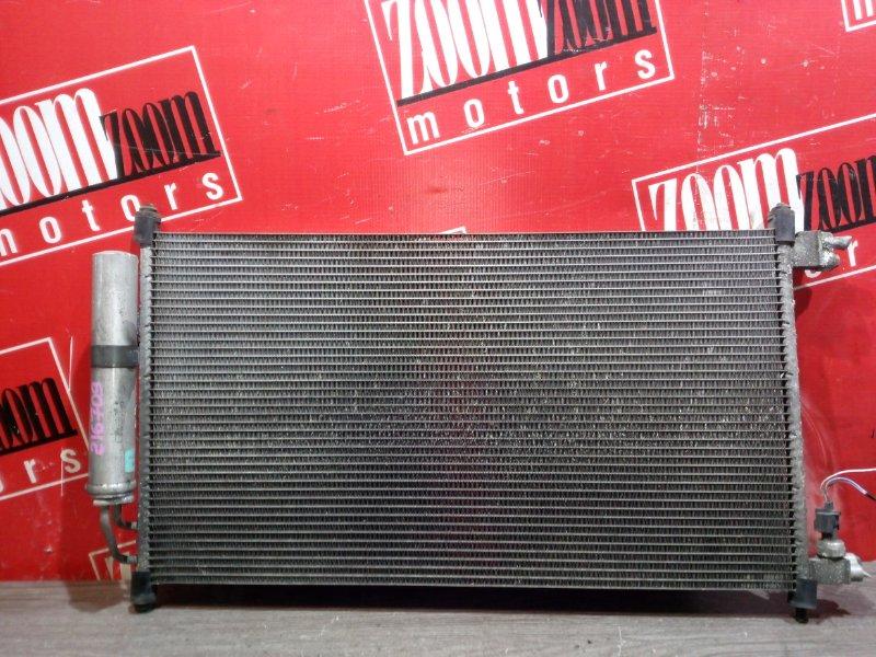 Радиатор кондиционера Nissan Nv200 VM20 HR16DE 2009