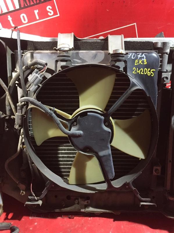 Радиатор кондиционера Honda Partner EY7 D15B 1997