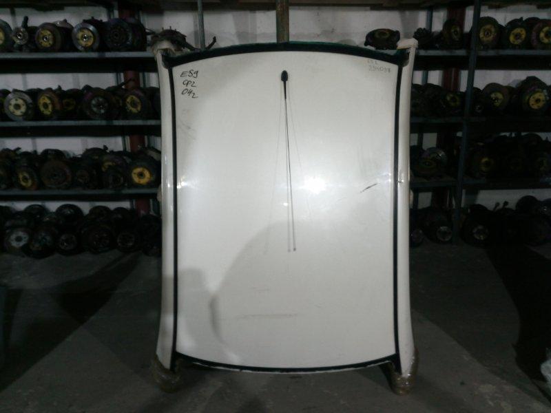 Крыша Honda Civic Ferio ES1 D15B 2003 верхняя белый перламутр
