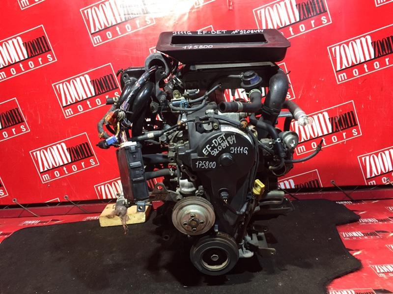 Двигатель Daihatsu Terios Kid J111G EF-DET 1998 9208484