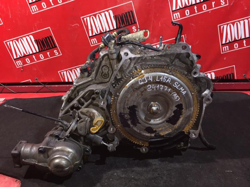 Акпп Honda Partner GJ4 L15A 2005 SLMA