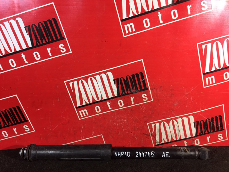 Амортизатор Toyota Auqa NHP10 1NZ-FXE 2011 задний