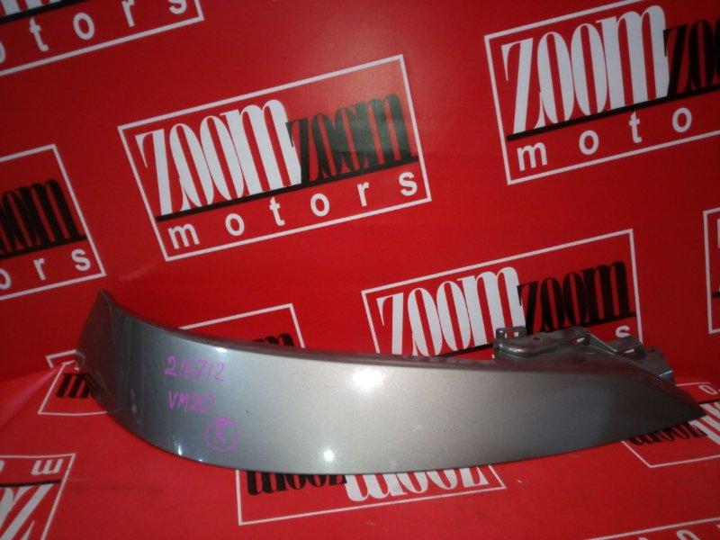 Планка под фару Nissan Nv200 VM20 HR16DE 2009 передняя правая серый