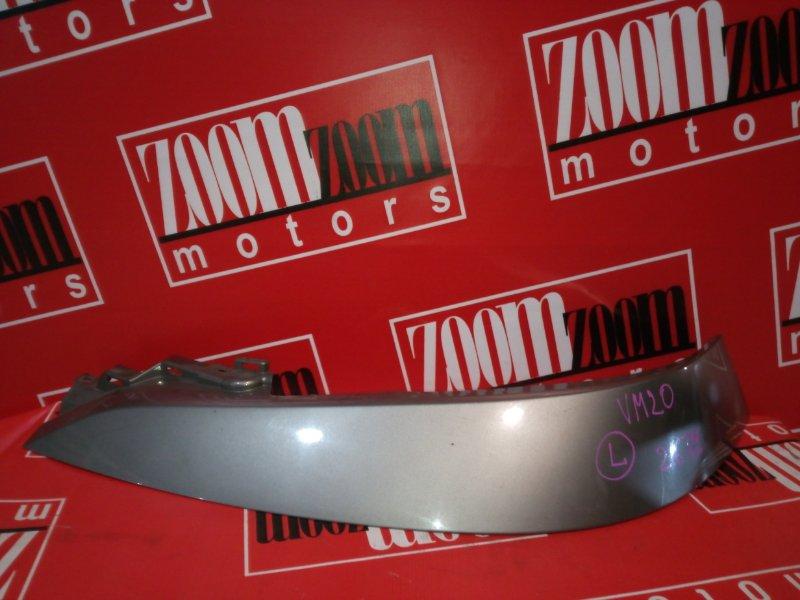 Планка под фару Nissan Nv200 VM20 HR16DE 2009 передняя левая серый