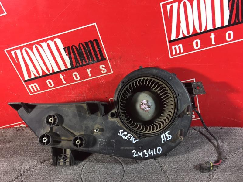Вентилятор (мотор отопителя) Mazda Bongo Friendee SGEW FE-E 2001 задний