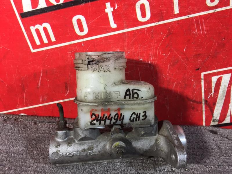 Главный тормозной цилиндр Honda Hr-V GH3 D16A 1998