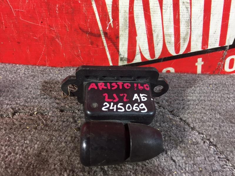 Расходомер (датчик расхода воздуха) Toyota Aristo JZS160 2JZ-GE 1997 22204-20010
