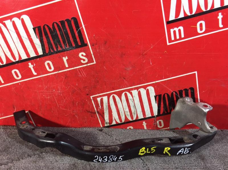 Планка под фару Subaru Legacy BL5 EJ20 2003 передняя правая