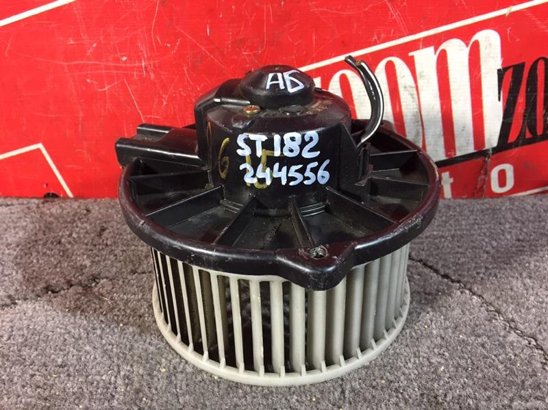 Вентилятор (мотор отопителя) Toyota Carina Ed ST182 3S-FE 1989