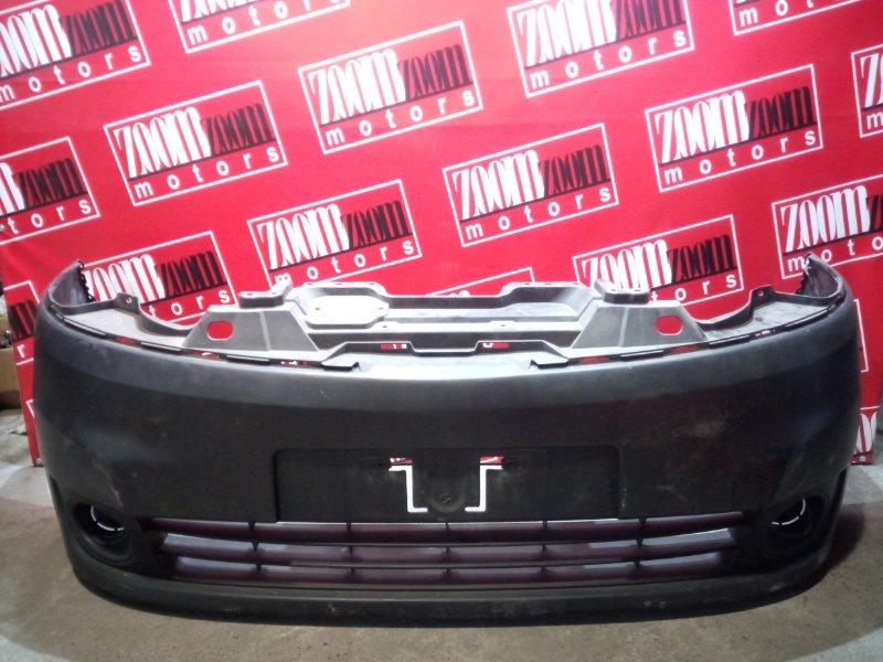 Бампер Nissan Nv200 VM20 HR16DE 2009 передний серый