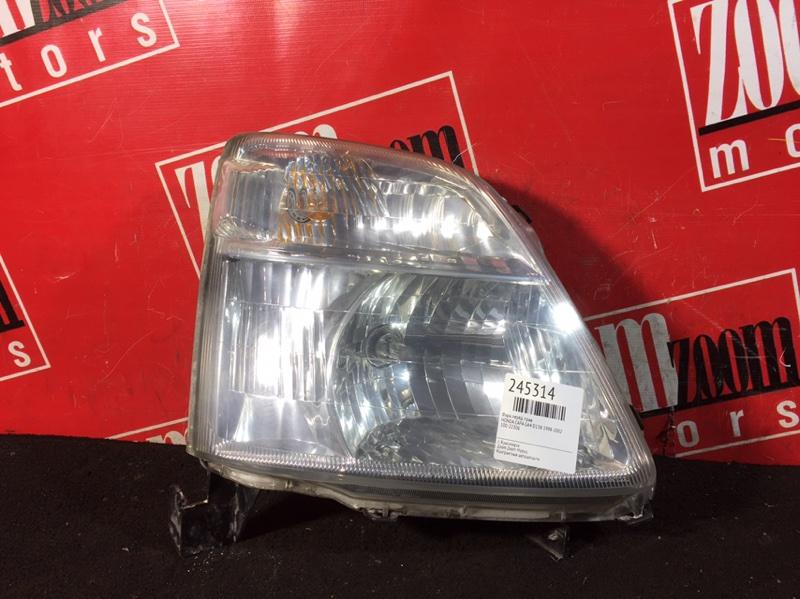 Фара Honda Capa GA4 D15B 1998 передняя правая 100-22306