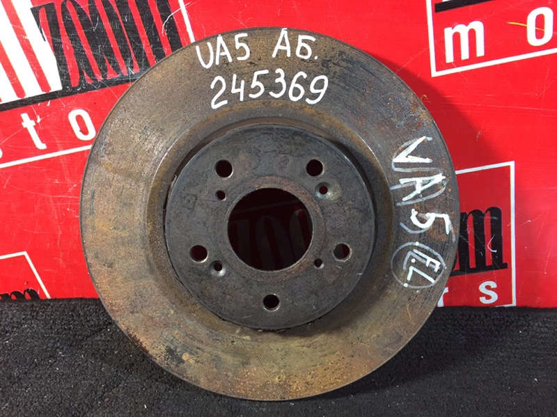 Диск тормозной Honda Inspire UA5 J32A 1998 передний