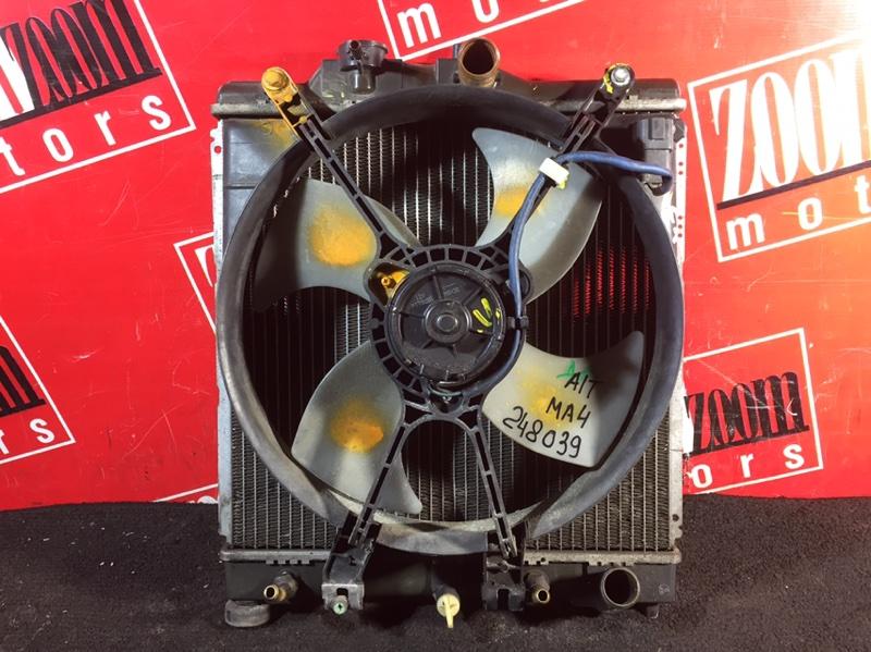 Радиатор двигателя Honda Domani MA7 D15B 1992
