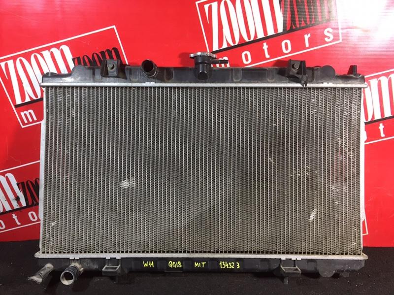 Радиатор двигателя Nissan Expert W11 QG18DE 2000