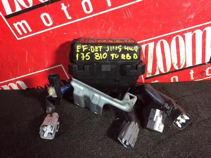 Блок реле и предохранителей Daihatsu Terios Kid J111G EF-DET 1998 передний