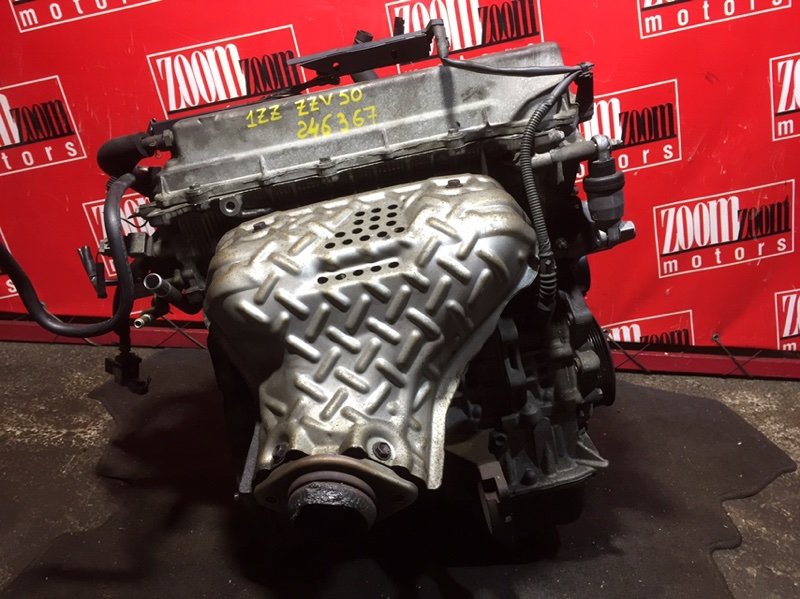 Двигатель Toyota Vista Ardeo ZZV50 1ZZ-FE 2001 0690385