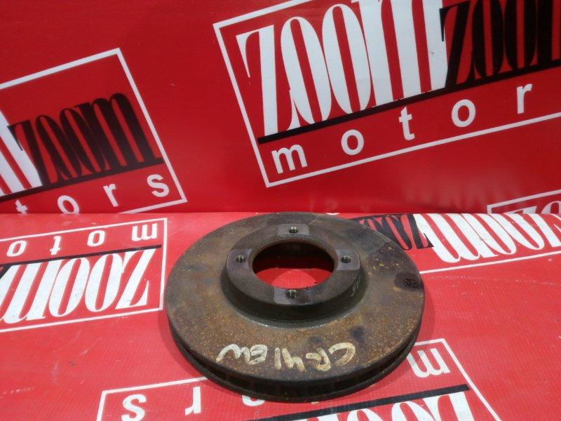 Диск тормозной Toyota Town Ace Noah CR40 2C 1996 передний