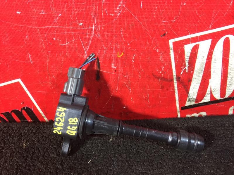 Катушка зажигания Nissan Bluebird Sylphy TG10 QG18DE 2001