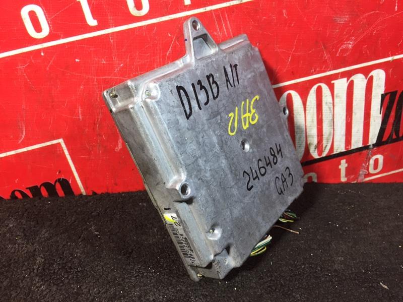 Компьютер (блок управления) Honda Logo GA3 D13B 1996 37820-P7A-902