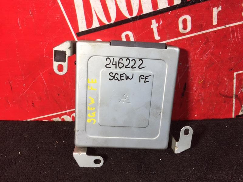 Компьютер (блок управления) Mazda Bongo Friendee SGEW FE-E 2001 FF22-18 881A