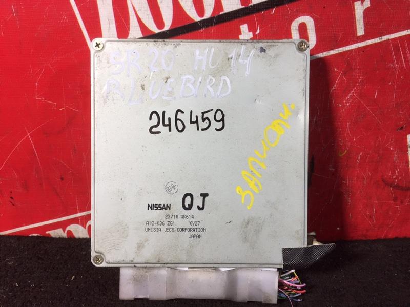 Компьютер (блок управления) Nissan Bluebird EU14 SR20DE 1997 A18-K36ZG1