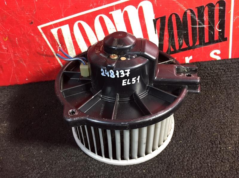 Вентилятор (мотор отопителя) Toyota Corsa EL51 4E-FE 1994 передний