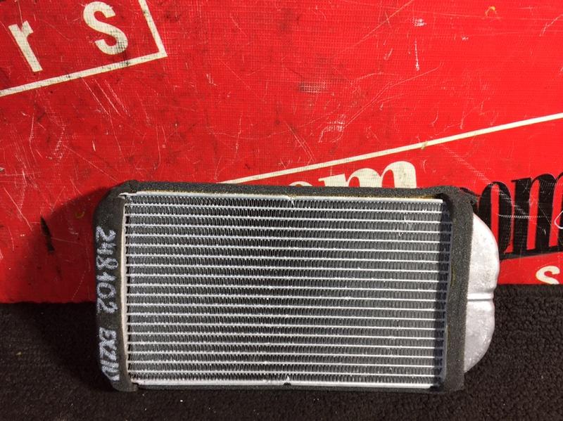 Радиатор отопителя Toyota Raum EXZ10 5E-FE 1997