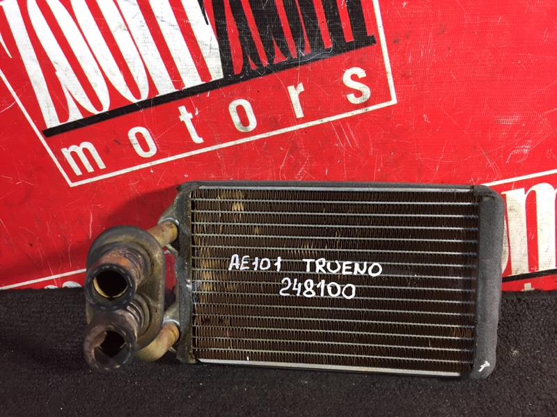 Радиатор отопителя Toyota Sprinter Trueno AE101 4A-FE 1992