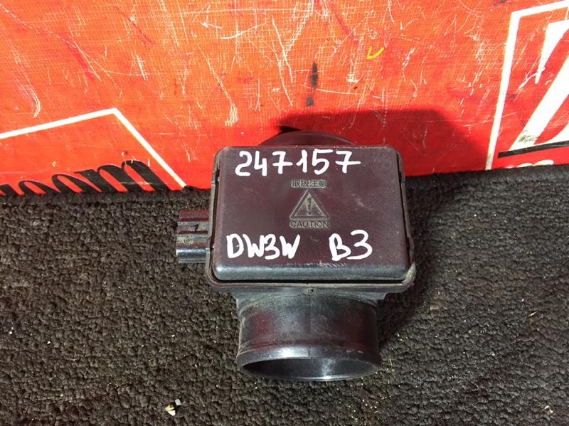 Расходомер (датчик расхода воздуха) Mazda Demio DW3W B3-E 1997 B3H7E5T51171