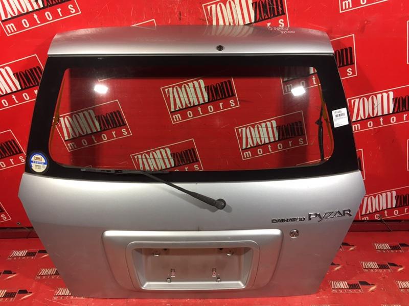 Дверь задняя багажника Daihatsu Pyzar G301G HD-EP 1996 задняя серебро