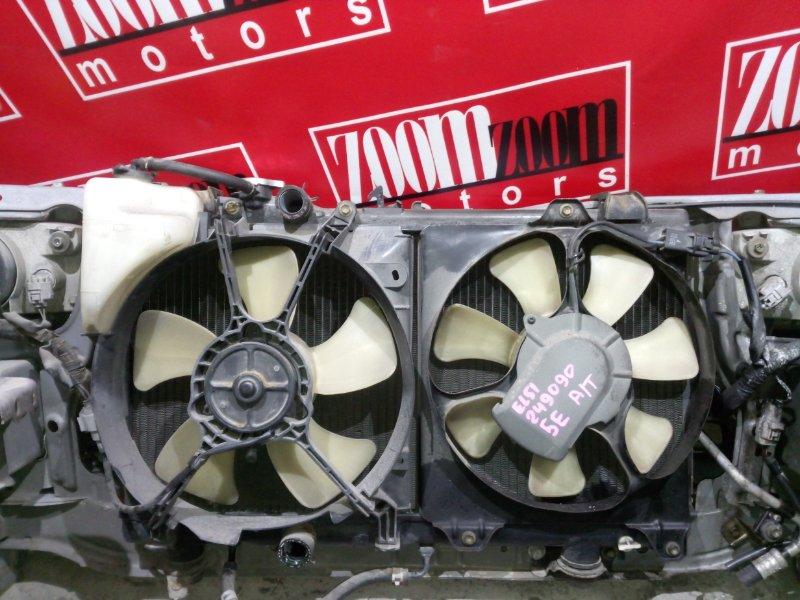 Радиатор двигателя Toyota Tercel EL51 5E-FE 1997 передний