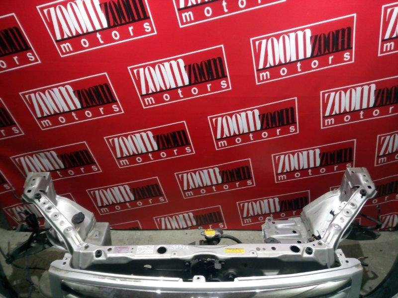 Рамка радиатора Toyota Raum NCZ20 1NZ-FE 2006 передняя серебро