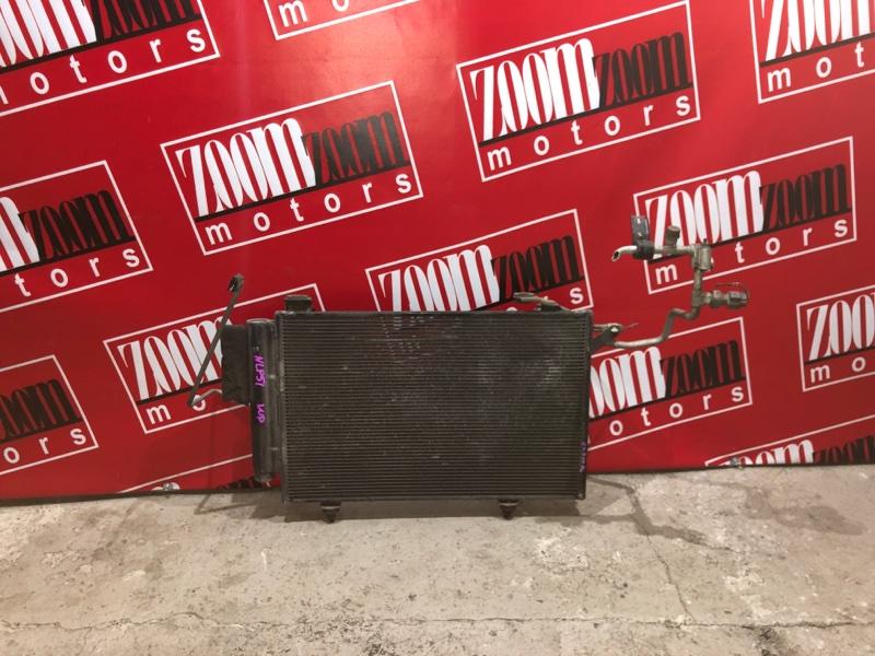 Радиатор кондиционера Toyota Succeed NLP51 1ND-TV 2002 передний