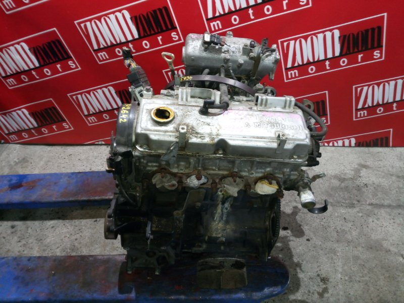 Двигатель Mitsubishi Airtrek CU2W 4G63 2001 HH2642
