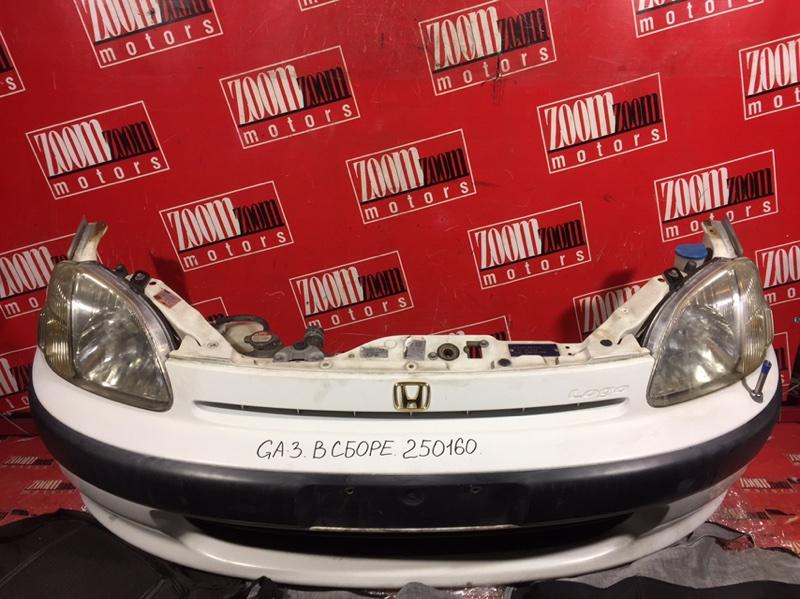 Nose cut Honda Logo GA3 D13B 1999 передний белый