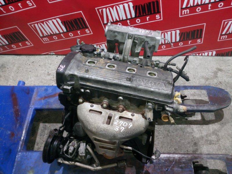 Двигатель Toyota Tercel/corsa EL51 4E-FE 1994 1270937